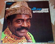 SEALED The Blues Singer JIMMY WITHERSPOON Orig BLUESWAY Danny Kalb HARVEY MANDEL