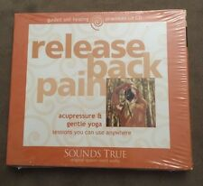 Release Back Pain Through Acupressure and Yoga Michael Reed Gach Audio CD