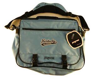 University Kentucky Wildcats Jansport Century Brief II Messenger Laptop Bag NWT