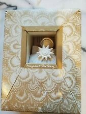 Margaret Furlong Sun Shell Angel Ornament 1994 w Box and Stand