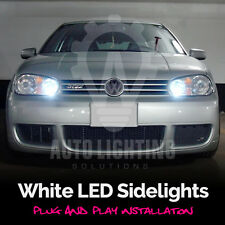 VW Golf MK4 IV 4 TDI GTI Xenon White LED Sidelights Bulbs *SALE*