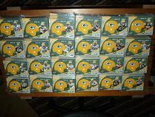 AARON RODGERS COMPLETE RELIC SET LOT OF 24 HELMET JORDY ROOKIE GREEN BAY PACKERS