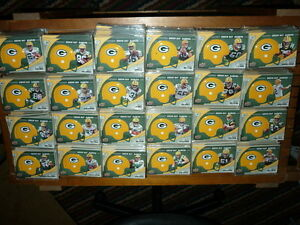 AARON RODGERS RELIC LOT SET OF 24 JORDY NELSON / FLYNN ROOKIES GREEN BAY PACKERS