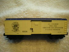 48318 A.C. Gilbert Boxcar New In Box