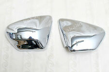 Yamaha Virago XV 250 Route 66 1988-UP Chrome Side Batteries Covers Cover #130