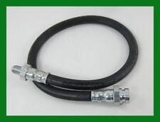"Hydraulic Brake Surge 18"" long Flexible Rubber Line Hose Trailer Axle Drum Disc"