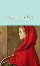 ENGLISH FAIRY TALES - STEEL, FLORA ANNIE (RTL)/ RACKHAM, ARTHUR (ILT) - NEW HARD