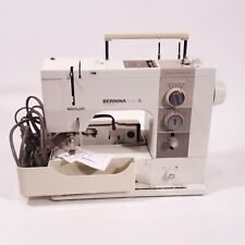 Bernina Matic 910 Sewing Machine w Case And Foot Control