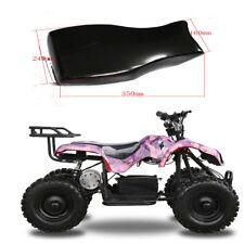 Black Foam Seat For 2 Stroke 47 49cc Pocket Dirt Bike Kids ATV Quad 4 Wheeler