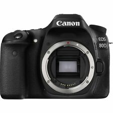 Canon EOS 80D  (Body Only) - FREE NEXT DAY DELIVERY