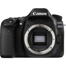 Canon EOS 80D 24.2MP Fotocamera Reflex Digitale (Solo Corpo) - GRATIS consegna il giorno successivo