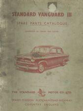 Piezas de fábrica estándar de fase III de vanguardia catálogo (incluye muestras de acabado de pintura)