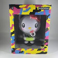 SDCC 2020 Exclusive Kidrobot x Hello Kitty x Quiccs Art Figure Neon Pop IN-HAND