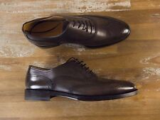 BALLY SCRIBE shoes brown leather gents authentic Size 7.5 US / 6.5 UK / 40.5 EU