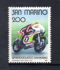 SAN MARINO MNH 1981 SG1162 SAN MARINO MOTOR CYCLE GRAND PRIX