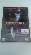 "DVD ""TERMINATOR 3"" 2DVD ARNOLD SCHWARZENEGGER CLAIRE DANES"
