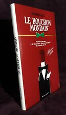 Lucienne Beaupertuis Personnalité Du Monde Du Vin Bouchon Mondain(1989)