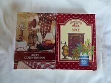 AVON MOOD CREATIONS CARTRIDGE REFILLS SET TWO SPICE AND COUNTRY INN
