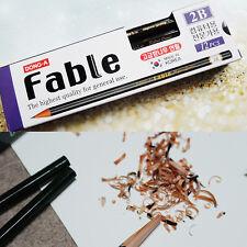 Dong-eine Fabel Bleistifte Weihrauch Holz Entwurf Skizze 12 PCs 1 Dutzend - 2B