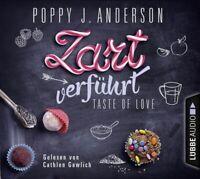 TASTE OF LOVE-ZART VERFÜHRT - ANDERSON,POPPY J.  4 CD NEW