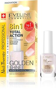 Total Action 8in1 Intensive Nail Therapy and Conditioner with Golden Shine