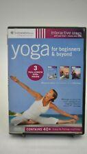 Yoga for Beginners & Beyond DVD