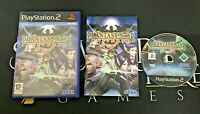 Phantasy Star Universe - Sony Playstation 2 PS2 Game - TESTED/WORKING - UK PAL