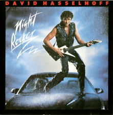 David Hasselhoff - NIGHT ROCKER - CD Album © 1985 #CDEPC26337 made i.austria
