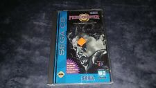 Prize Fighter (Sega CD, 1993) Near Mint. Tested.