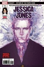 Jessica Jones #16 Comic Book 2018 Legacy - Marvel