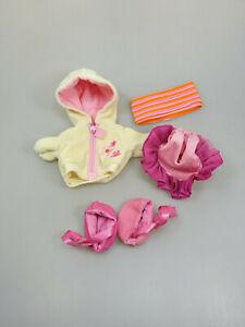 HABA Puppenkleidung Kleiderset Ballerina für 30 & 34 cm Puppen