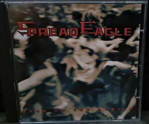 SPREAD EAGLE - Open To The Public CD Skid Row Hair Metal Wildside Warrant Ratt