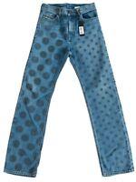 Diesel Black Gold | Damen Boyfriend Stretch Jeans HoseGepunktet|W27 L34