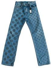 Diesel Oro Negro Mujer Boyfriend-Jeans-Hose TYPE-1785 Lunares W27