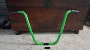 Electra Stream Ride Bicycle Bike Ape Hanger Handlebars NEWLY Powder Coated Green