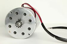 800 Watt 36 Volt electric brush motor T8F sprocket for scooter ebike ebike eATV