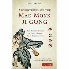 GUO XIAOTING-ADVENTURES OF MAD MONK JI GONG  BOOK NEW