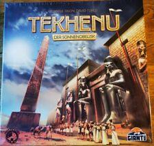 Tekhenu - Obelisk der Sonne (dt. Ausgabe) *NEU+OVP*