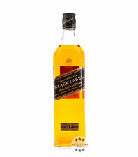 Johnnie Walker Black Label Blended Scotch Whisky – Aged 12 Years / 40 % / 0,7 l