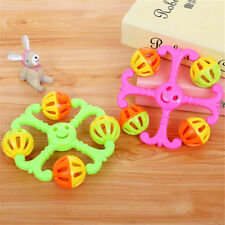 1Pc Cute Infant Baby Bell Rattles Toy Newborn Baby Hand Play Toys Gift Us Oj