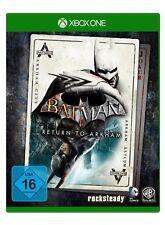 Microsoft Xbox One Game Batman Return to Arkham Boxed