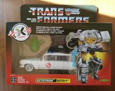 Transformers X Generations Ghostbusters Ecto-1 Ectotron MISB In Hand