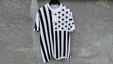 Givenchy stars and stripes Rottweiler Shark Surdimensionné T-shirt Taille S (L/XL)