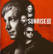CD-Sunrise AVE-Unholy Ground-a186