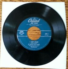 Faron Young  - Goin' Steady EP 45 Capitol EAP-1-450