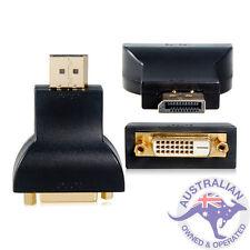 1 x DisplayPort Male to DVI-D Female Adapter Converter for Laptop TV Screen(047)