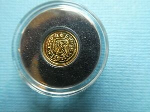Malta, 5 Euro, 2013, Gold, original