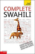 Teach Yourself Complete Swahili-ExLibrary