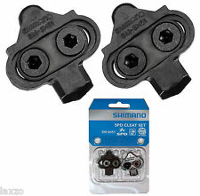 Shimano SM-SH51 MTB Bicicleta Single Release Cleats for SPD Clipless Pedals