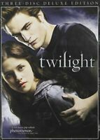 Twilight (Three-Disc Deluxe Edition) [DVD]